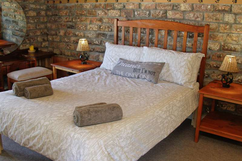 The Apartment Double room at Kranskloof